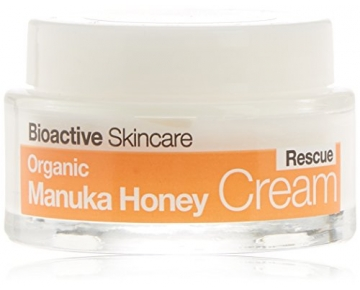 Dr. Organic Bioactive Skincare Organic Manuka Honey Rescue Cream 50ml